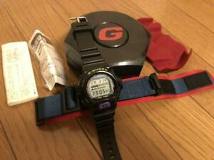 G-SHOCK-DW-6600B-FOX-FIRE-Model-Working-With-Spare-Belt-Rare-Japan-Imoort-USED