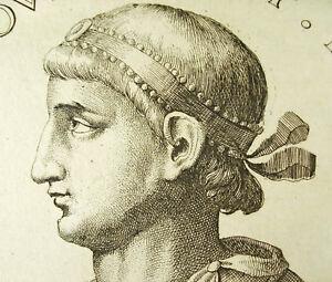 Constantius-Emperor-Jovien-Flavius-Claudius-Jovianus-Rome-Engraving-18th-c1750