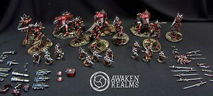 Warhammer 40000 Adeptus Mechanicus Army (lots of magnetization opitons in army)