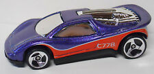 1998 Hot Wheels Speed Blaster #778-Metal Flake Purple Paint