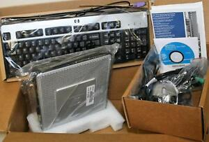 Details about HP t5730w Thin Client NZ489AA#ABA 2GB Flash 1GB RAM AMD  S2100+ WES 2009 Open Box