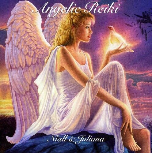 Niall & Juliana - Angelic Reiki [New CD] Holland - Import