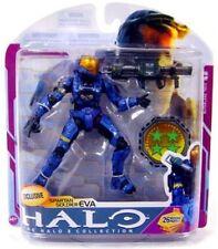 "GameStop exclusive Halo 3 Series 6 ""Blue EVA"" Action Figure (Xbox 360) new RARE"