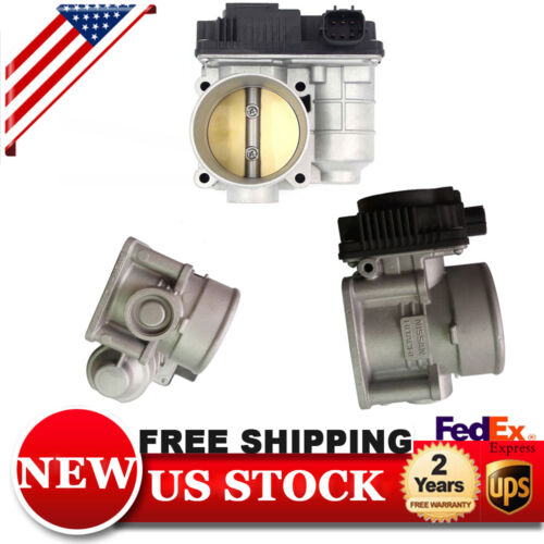 OEM Nissan Complete Throttle Body w// Sensors 16119-AE013 Fits Sentra Altima 2.5L