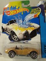 Hot Wheels Color Shifters Shelby Cobra 427 S/c