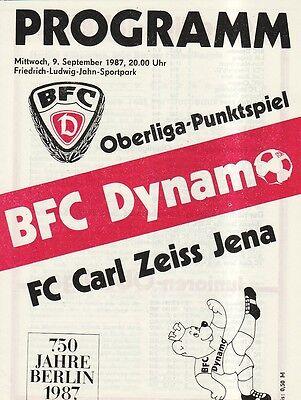 FC Magdeburg FC Carl Zeiss Jena OL 80//81  1