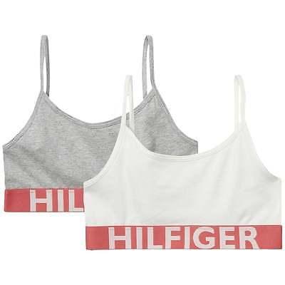 Wild Rose//Stillwater Tommy Hilfiger Girls 2 Pack Crossover Bralette