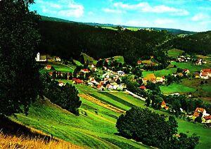 Luftkurort Warmensteinach im Fichtelgebirge , Ansichtskarte - Schwerin, Deutschland - Luftkurort Warmensteinach im Fichtelgebirge , Ansichtskarte - Schwerin, Deutschland