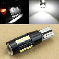 2PCS T10 W5W 5630 SMD White CANBUS OBC No Error Free Interior Car LED Light Bulb