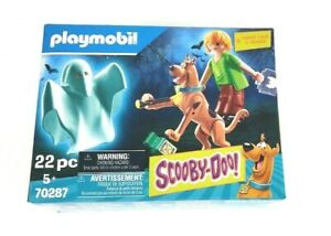Playmobil Scooby-Doo Scooby Shaggy Glow In Dark Ghost Figures /& Accessories 22pc