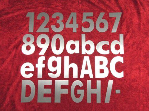Hausnummer Edelstahl Anthrazit Ral 7016 Exklusives Design Venus Zahl 1-9 V2A Z