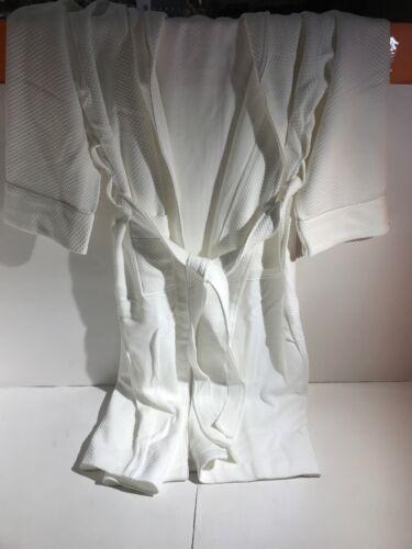 Copper+Crane Luxury Matelasse Robe Small//Medium