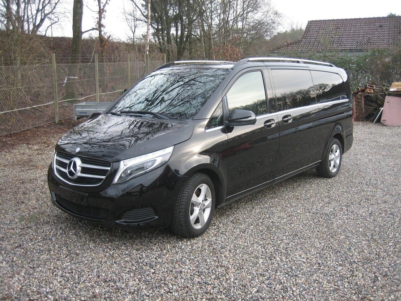 Mercedes V250 d 2,2 Avantgarde aut. lang - 500.000 kr.