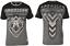 AMERICAN-FIGHTER-Mens-T-Shirt-HARTWELL-Athletic-BLACK-GREY-Biker-Gym-MMA-40 thumbnail 1
