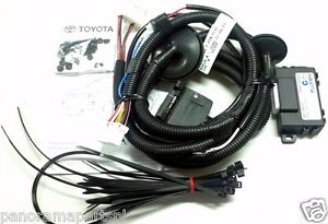 7 pin wiring harness toyota genuine parts 7 pin wiring harness for ford f 250