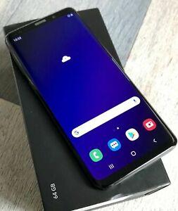 Samsung-Galaxy-S9-64GB-Duos-Schwarz-Midnight-Black-LTE-SM-G960F-DS-Smartphone
