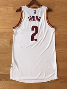 54f5c8ca83c09 Image is loading 100-Authentic-Kyrie-Irving-Autographed -Team-Issued-Cleveland-