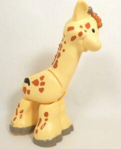 Fisher Price Little People Large Sound Giraffe 9