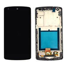 LCD Display Touch Screen Digitizer + Matte Frame For LG Google Nexus 5 D820 D821