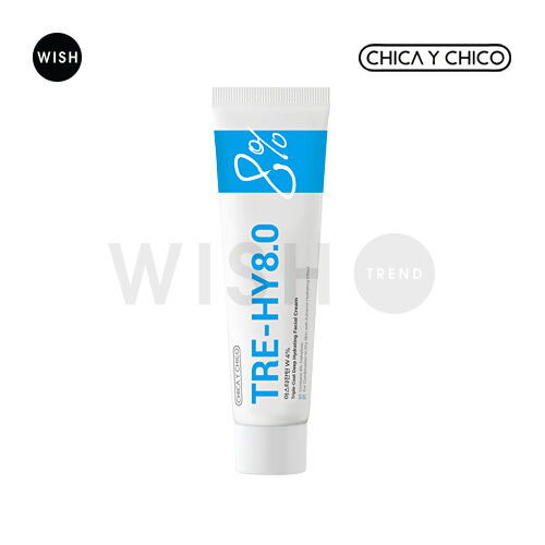 CHICA Y CHICO Tre-Hy 8.0 hydration cream / Deep Hydrating / Contains 8% Trehalos
