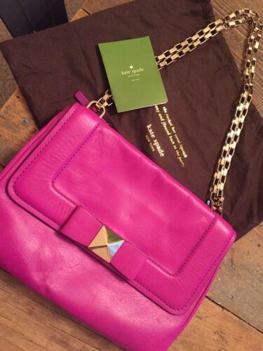 Spade Body Hot Cross Kate Justine Pink Bow Bag KTl1JcF