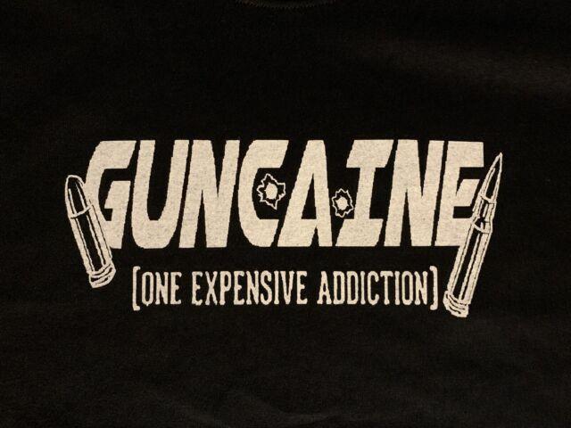 GUNCAINE 9mm 45acp 40s&w 223 556 Glock AR 15 12 Gauge Ruger Pistol Rifle .308 22