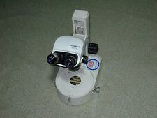 Olympus  SZ51 Stereozoom Microscope + Eyepieces