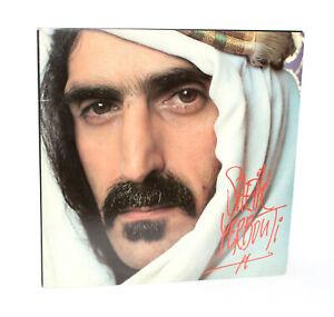 Frank-Zappa-Sheik-Yerbouti-PROMO-Vinyl-Record-2LP-Gatefold-034-Not-for-Sale-034-NM