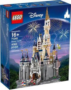 Lego Disney Collectors 71040 - Le nouveau château