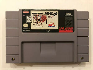 NHL-96-Super-Nintendo-Entertainment-System-SNES-Authentic