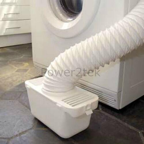 Condensatore Sfiato Kit Box /& Tubo Per Russell Hobbs Asciugatrice rh7vtd500b NUOVO