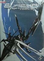 Eureka Seven The End Of A Dream Volume 5 Four Episodes+ Extras Bandai Dvd Sealed