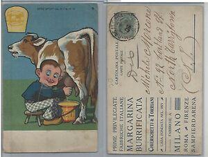 73617-Margarine-Burrificata-Usine-de-Milano-Roma-Sampierdarena-Florence-1909