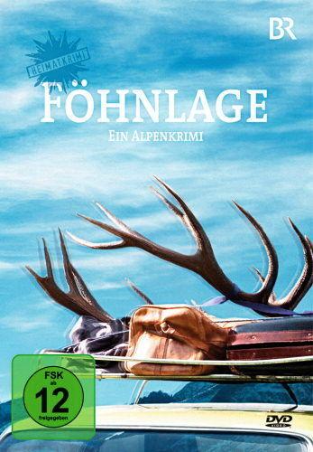 1 von 1 - DVD * FÖHNLAGE - EIN ALPEN KRIMI  ~ JÖRG MAURER # NEU OVP %