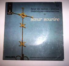 DISQUE 45T SOEUR SOURIRE ALLELUIA