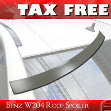STOCK IN LA! Mercedes BENZ W204 C-Class Window Roof Spoiler 08-13 §