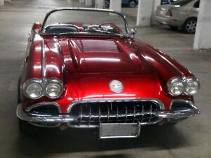 Sweet 1958 Corvette Convertible