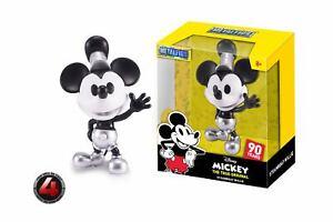 Disney-Diecast-Mini-Figure-Mickey-Mouse-Mickey-Steamboat-Willie-10-CM-New-Kaj