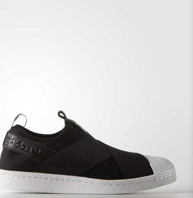 Adidas Originals Superstar Slipper schwarz weiß Sneaker Schuhe s81337 sz5 12