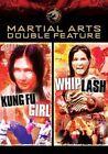 Kung Fu Girl / Whiplash - 2 Disc Set (2014 DVD New)
