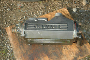 Details about YANMAR 6LPA-STP 6LP MARINE DIESEL ENGINE INTER COOLER  AFTERCOOLER