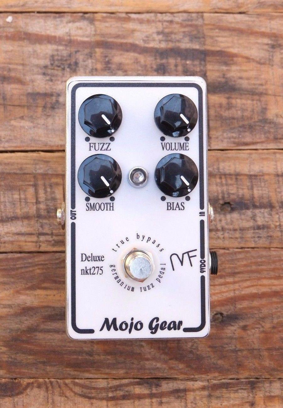 Mojo Gear Mojo Fuzz Deluxe Mk II NKT275 AC128