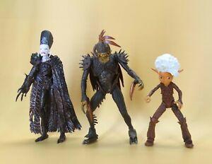 Lot Of 3 Arthur And The Minimoys Darkos Movie Figure Lansay 6 Ebay