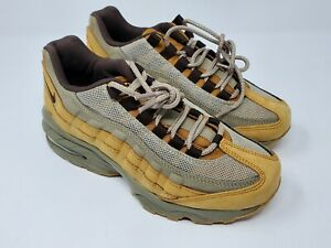 Details about Nike Air Max 95 Winter Premium (GS) Wheat Brown 943748 700 Youth NEW sz 4y