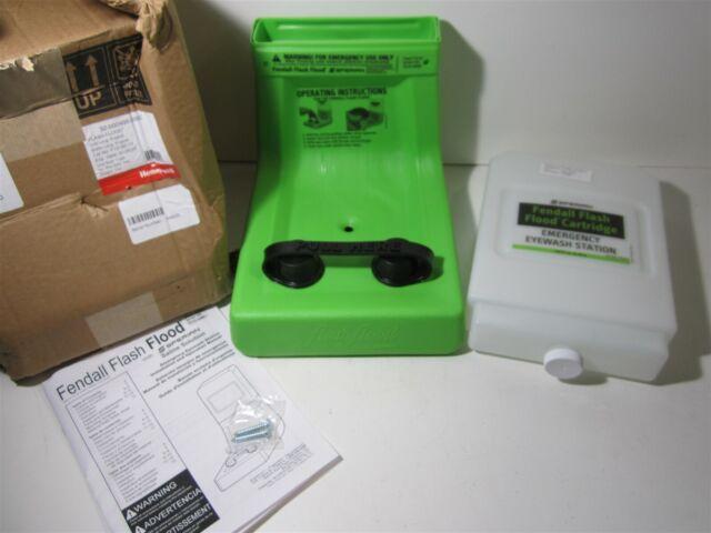 Flashflood Eyewash Station Fendall HONEYWELL 32-000400-0000
