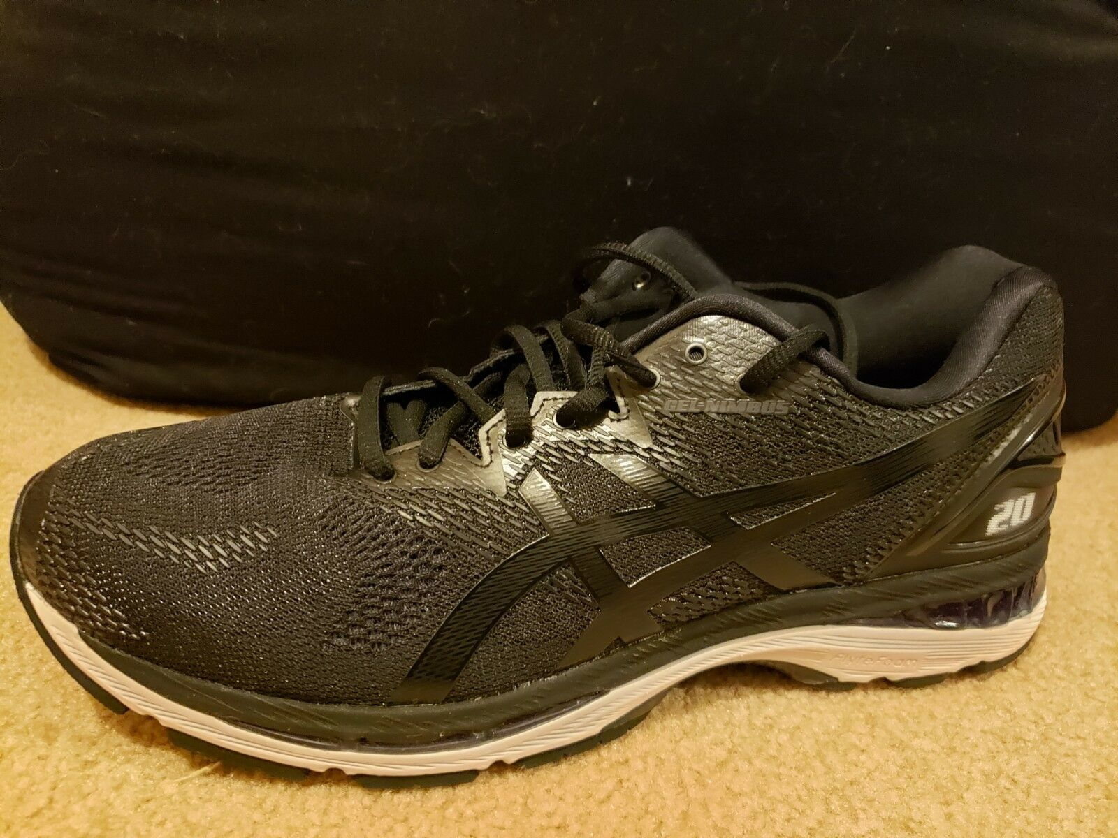 6fe5a289e6a Asics Men s Running shoes Gel-Nimbus 20 (2E-Extra Wide)
