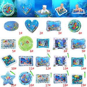 Baby-Kinder-Wassermatte-Aufblasbare-Patted-Kissen-Pads-Spielzeug-Wasserspielzeug