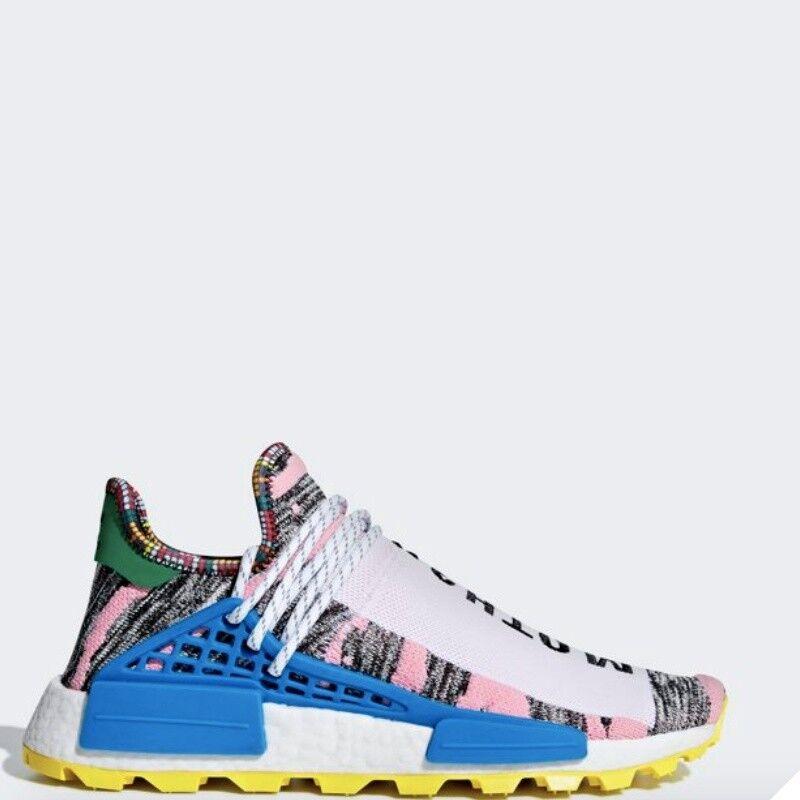 Adidas Pharrell Williams Afro HU NMD SOLAR HU Limited shoes BB9531