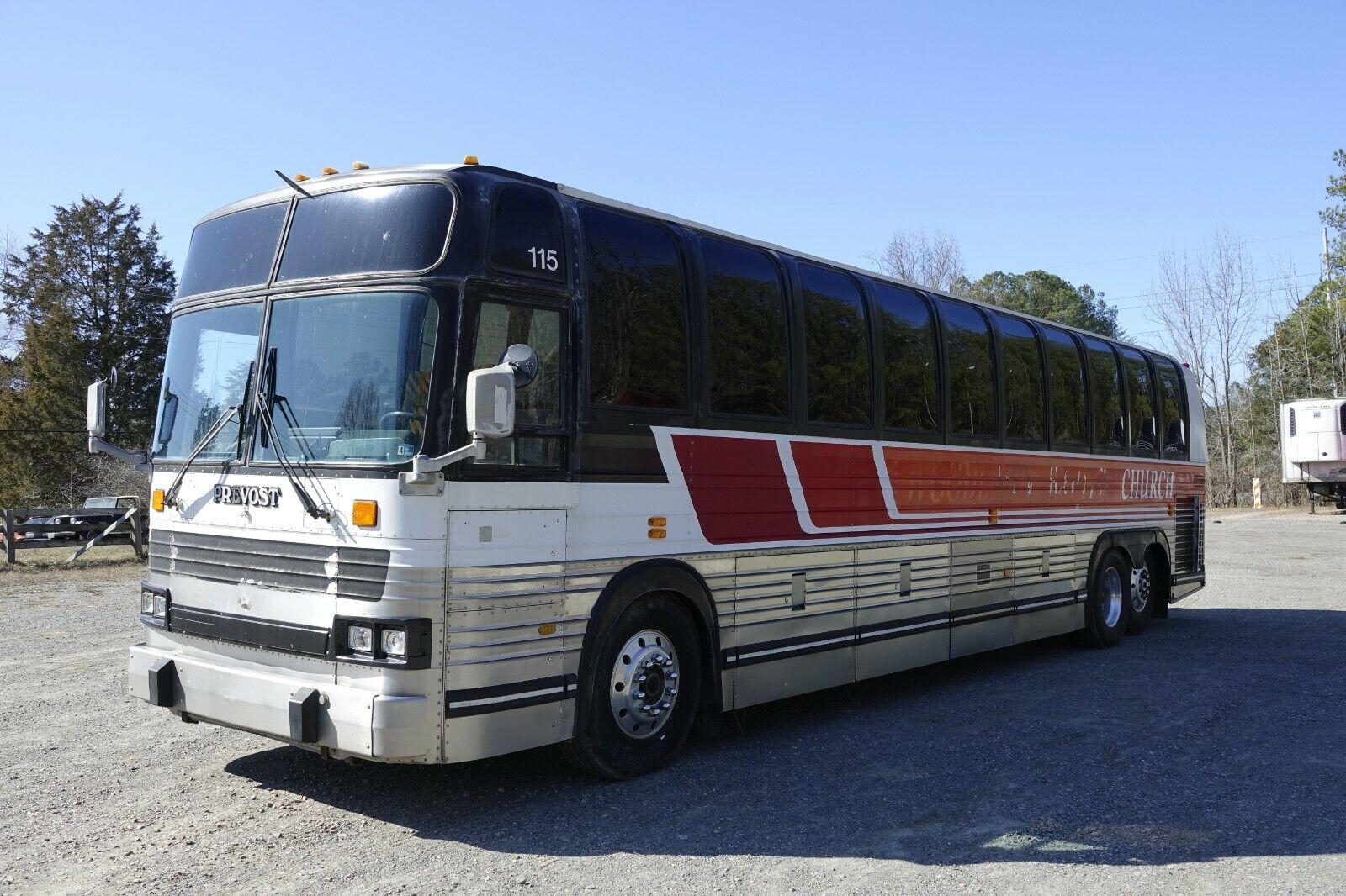 FOR SALE  1988 Prevost Coach Bus