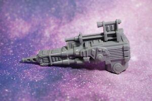 VINTAGE Star Wars DARTH VADER'S STAR DESTROYER PLAYSET PART ~ GUN KENNER cannon